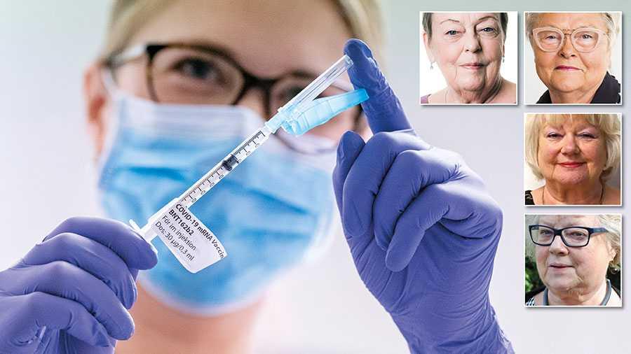 Vi äldre måste komma först i vaccinationsköerna. Tyvärr ser vi hotbilder när intressegrupper agerar för den egna gruppens rätt till förtur, skriver Sveriges fyra stora pensionärsorganisationer.