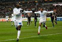 Diawara gjorde 1-0 i cupfinalen som Marseille till slut vann med 3-1.