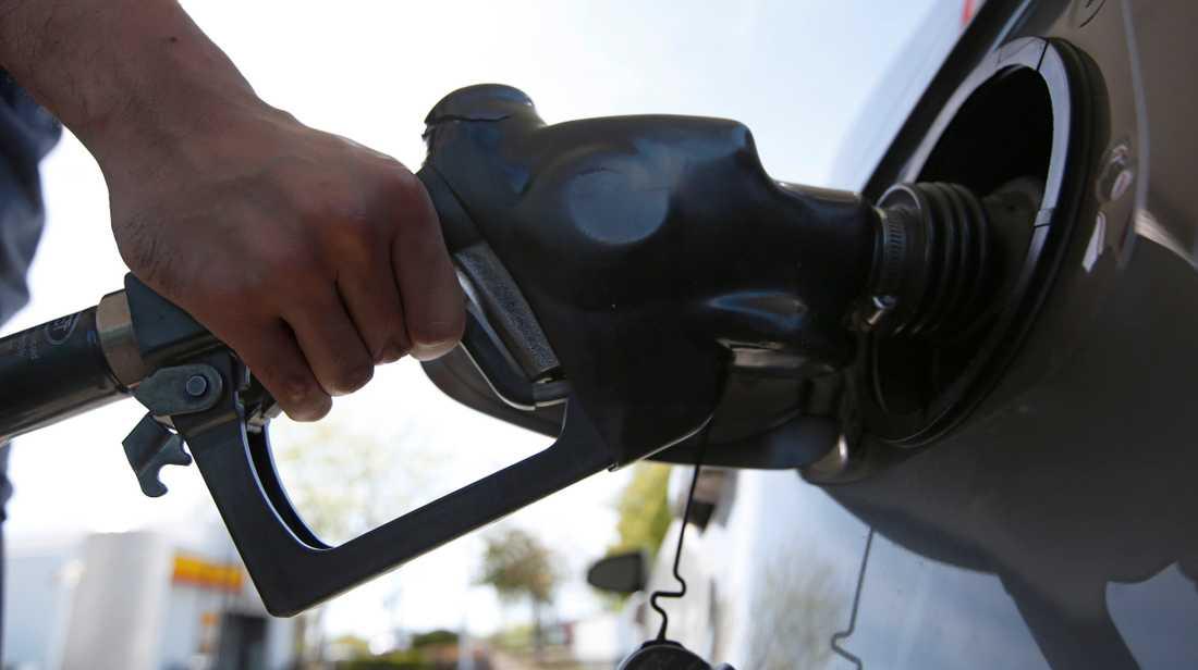 Oroligt på oljemarknaden påverkar priserna på macken. Arkivbild.