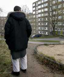 Hotade Runar Abu Usama el Swede är född i Sverige och konverterade till islam i början av 90-talet.