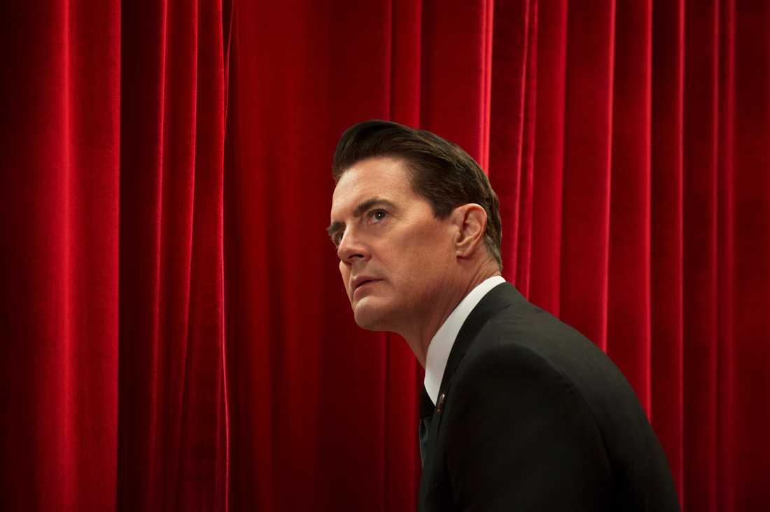 "Kyle MacLachlan i ""Twin Peaks""."