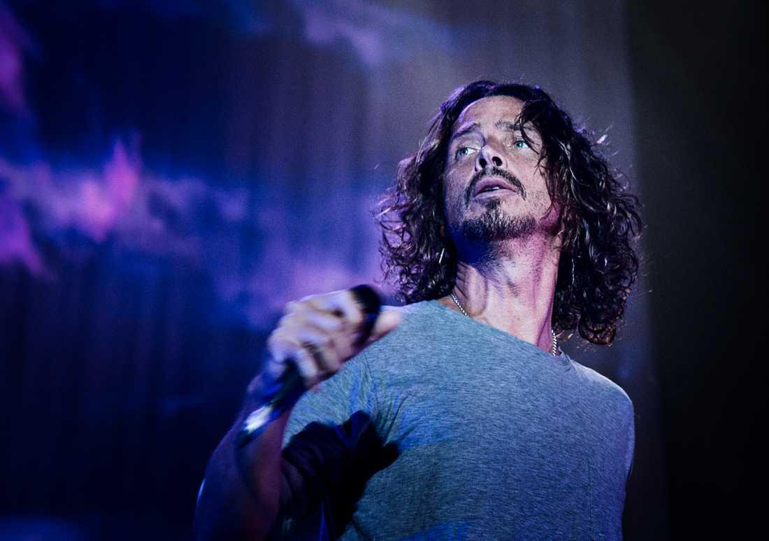 Chris Cornell blev 52 år gammal.