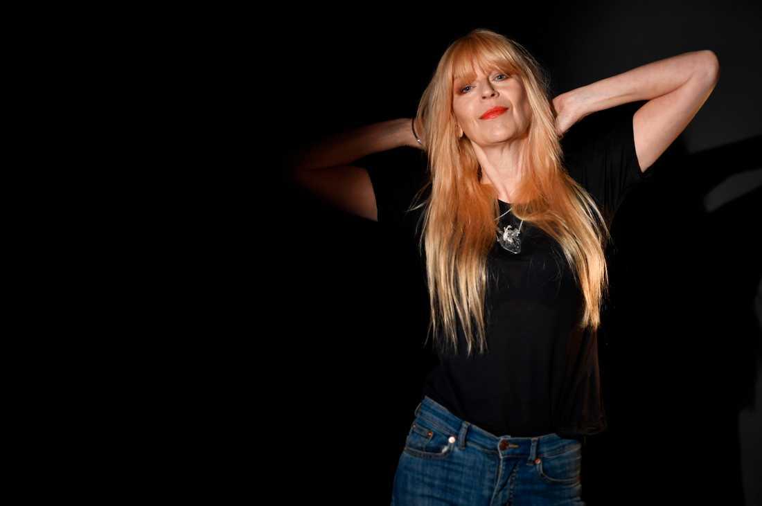 Kajsa Grytt är tillbaka med både nytt album och ny bok.