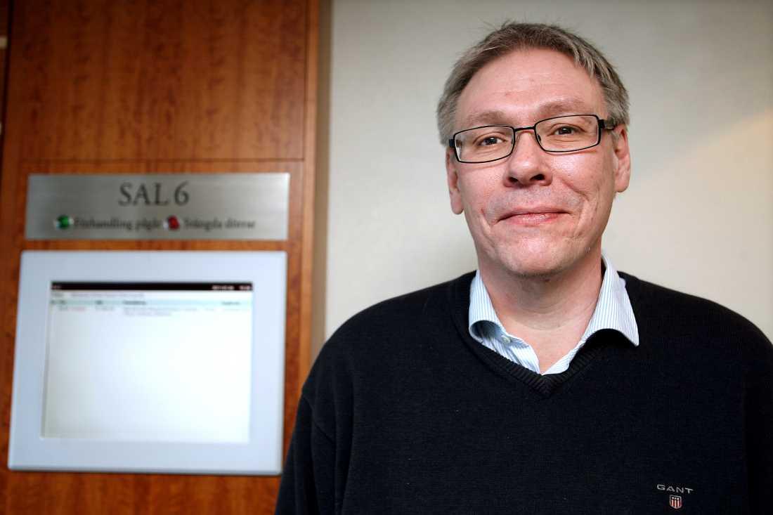 Åklagaren Krister Petersson.