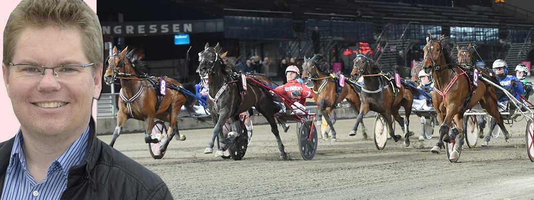 Sportbladets Michael Carlsson tippar V4 på Jägersro.