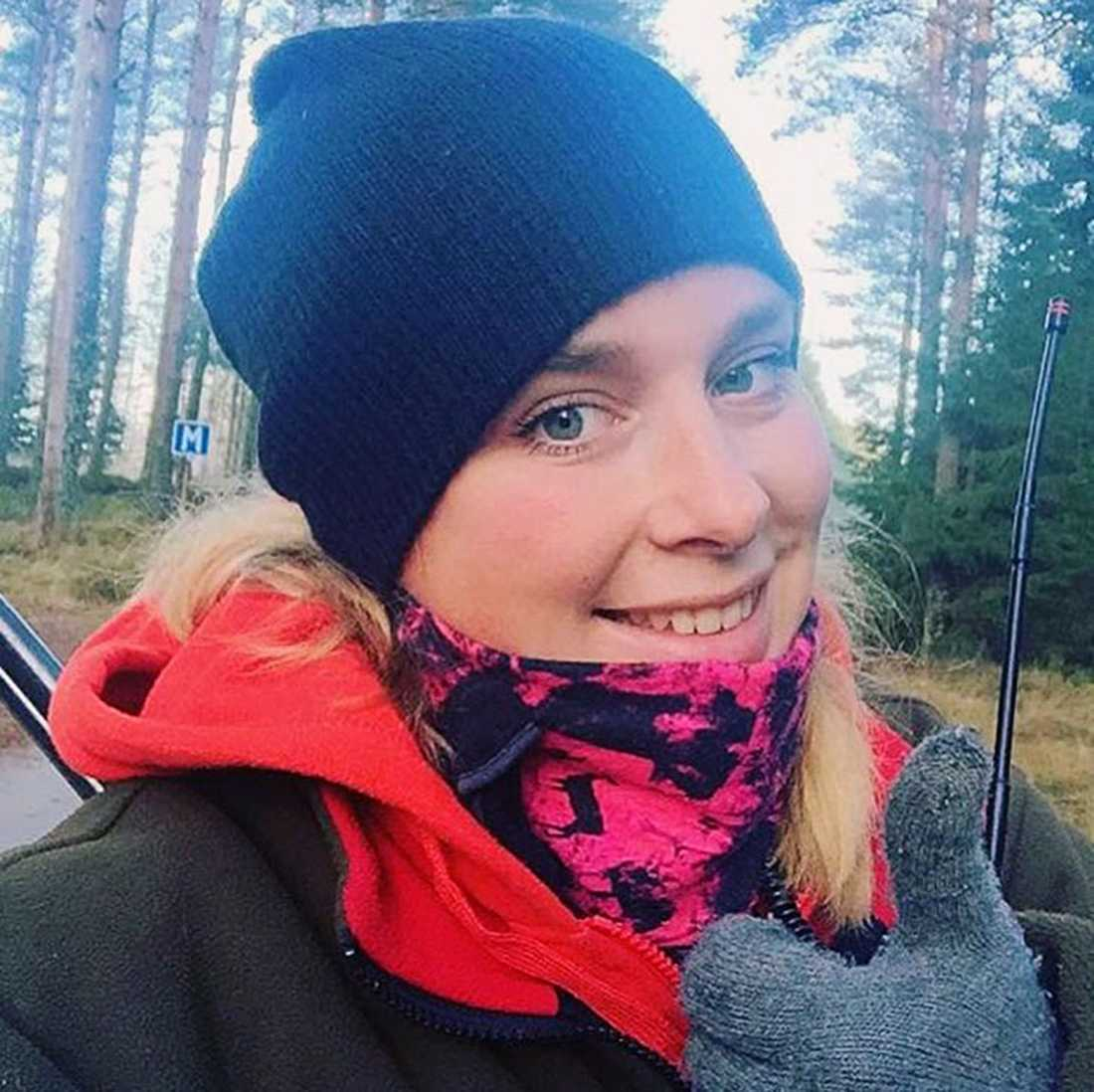 Emma Larsson.