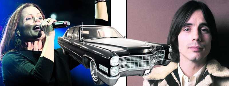 Att hitta passande musik till långa bilresor är inte det lättaste. Både Belinda Carlisle och Jackson Browne har lyckats göra låtar som känns rätt i Cadillacen.