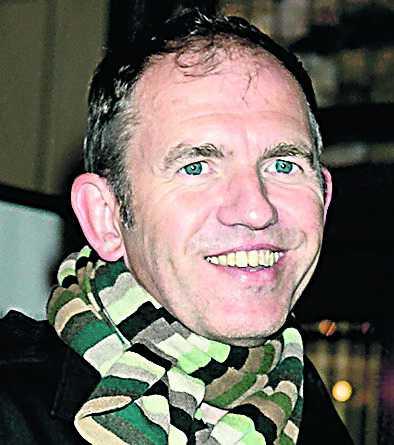 Regissören Anton Corbijn.
