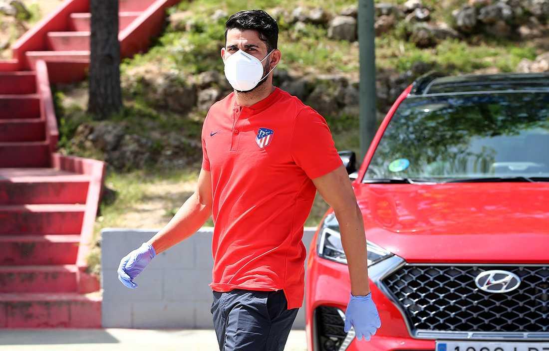 Diego Costa.