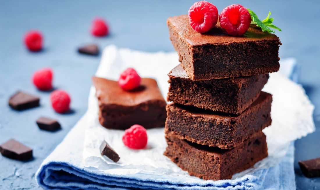 Chokladrutor – chokladälskarens dröm