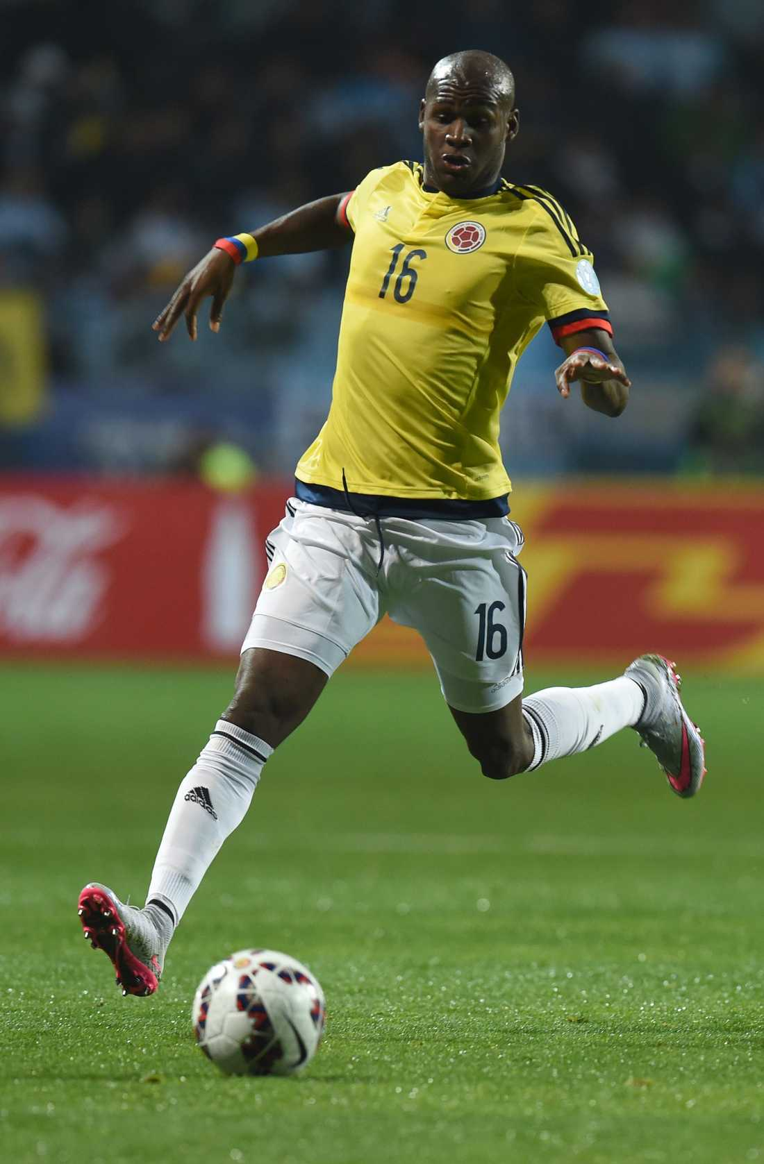 Victor Ibarbo.