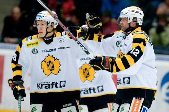 Skellefteå AIK fick många anledningar att fira.