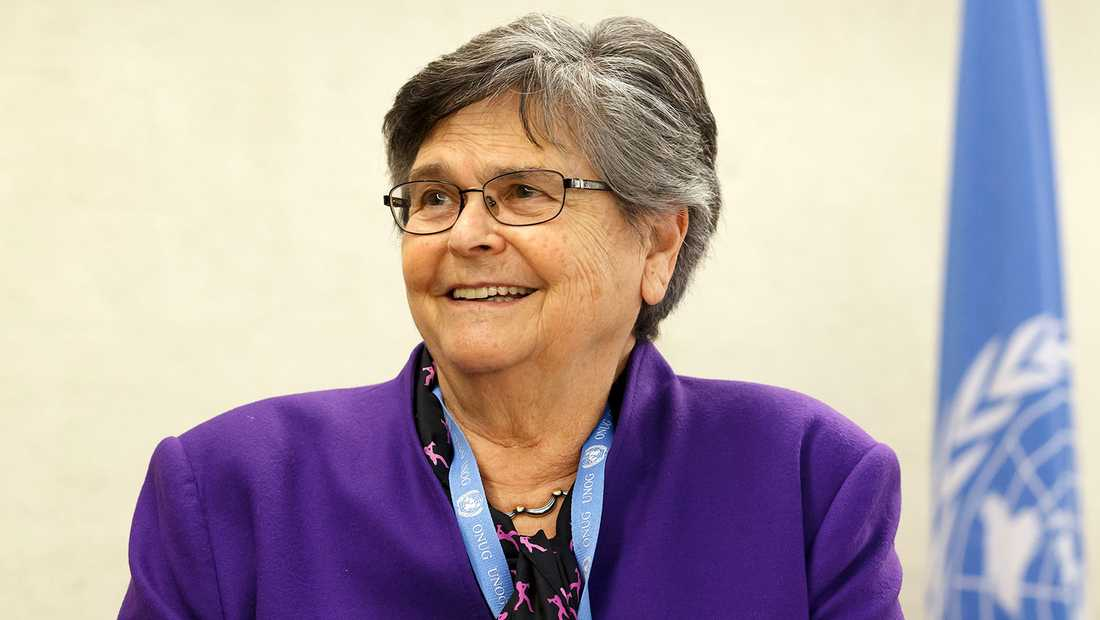 Ruth Dreifuss.