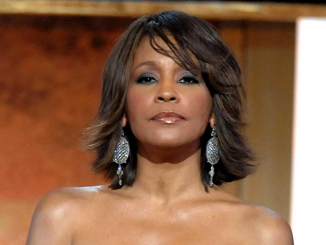Obduktionen visade att Whitney Houston hade kokain i blodet när hon avled.