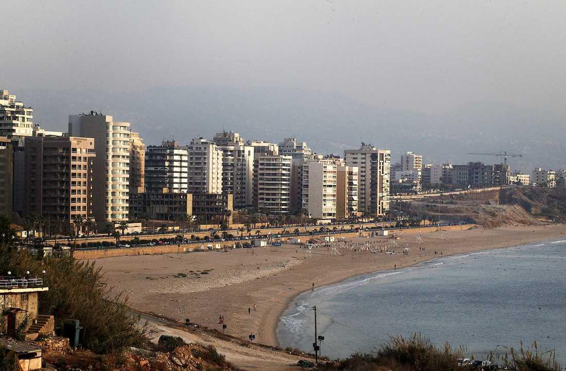 7. BEIRUT, LIBANON