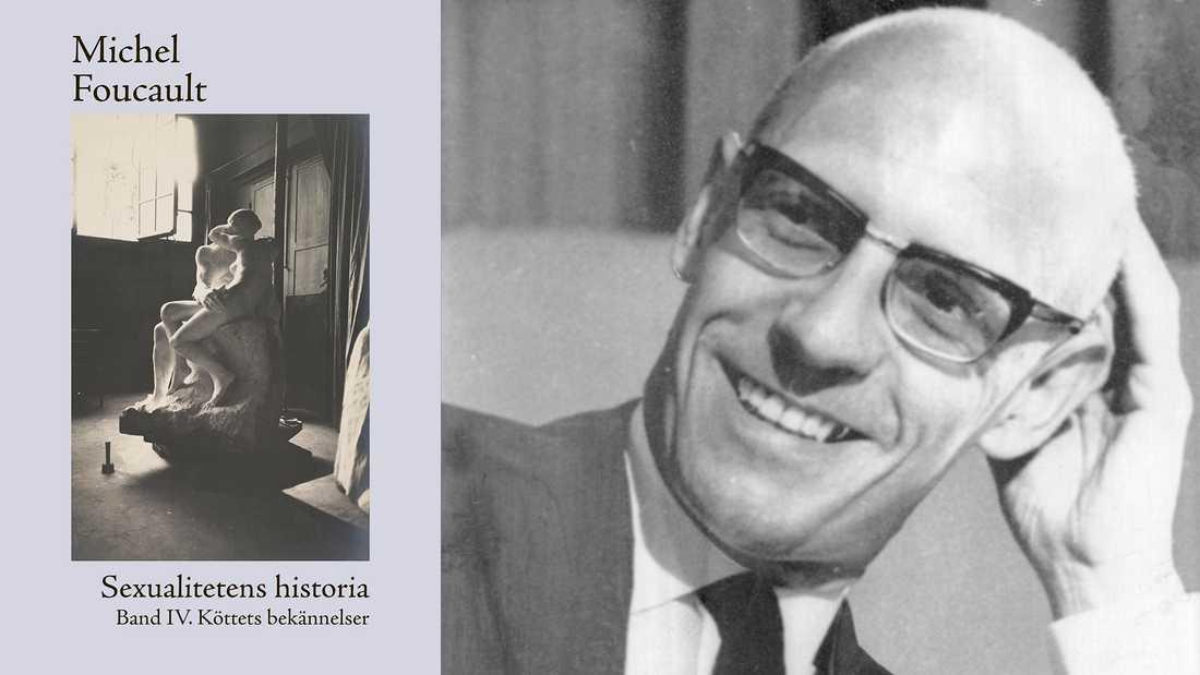 """Filosofen Michel Foucault (1926–1984) omprövade ständigt sina teorier under arbetet med """"Sexualitetens historia""""."""