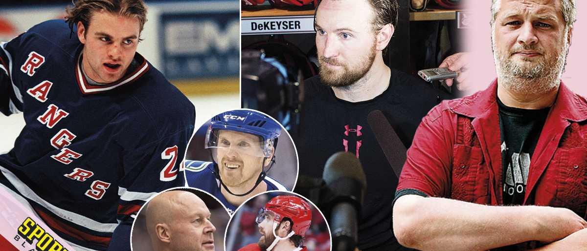 De 50 bästa svenskarna i NHL-historien – plats 35 och 36