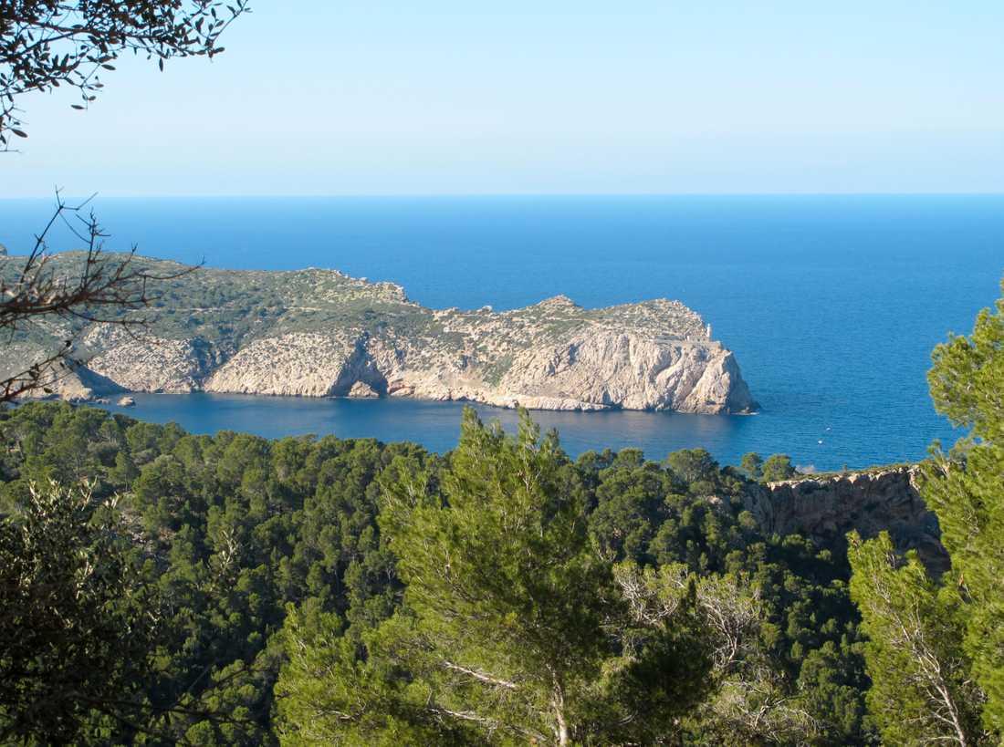 Mallorcas hav – inte så rent som det ser ut.