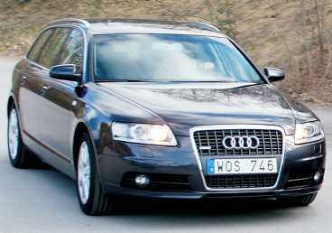 Audi A6 Avant är kraftfull och fylld med kvalitet - dessvärre är den dyr att köra och bara bra för två i baksätet.