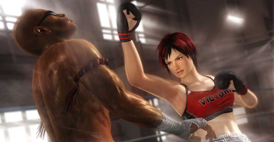 """""""Dead or alive 5""""."""