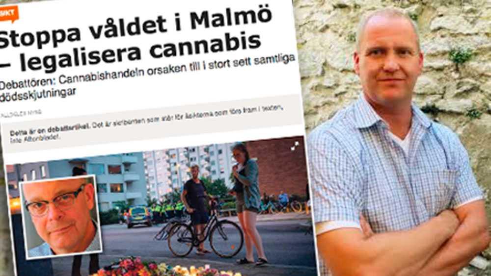 Även om legalisering skulle ta en del av marknaden från de kriminella grupperingarna, finns inget skäl att tro att de stillasittande skulle titta på. Det finns alltid utrymme för en svart marknad, skriver Lennart Karlsson, ordförande, Svenska Narkotikapolisföreningen i en replik.