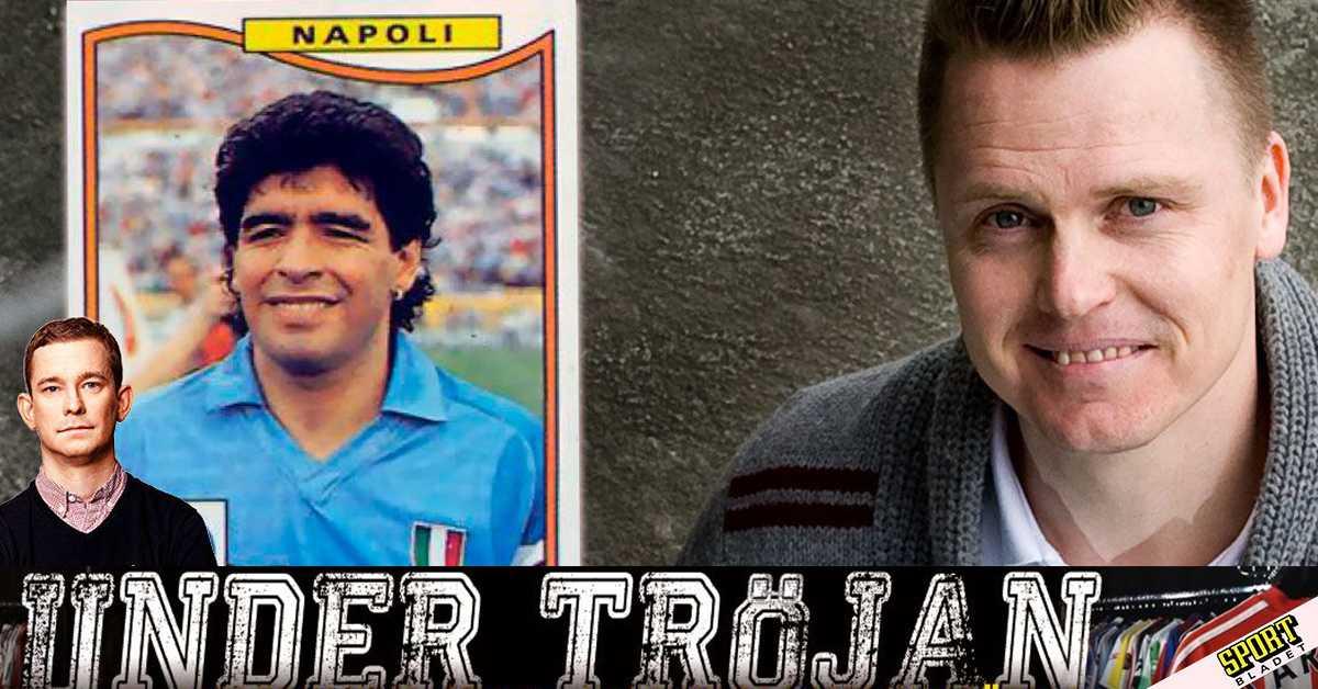 Blev Maradona i Napoli – efter märkliga regeln