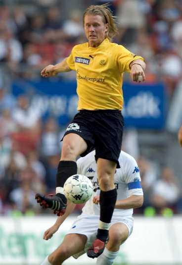 Malmö FF är mycket intresserat av Fredrik Berglund, nu i danska Esbjerg.