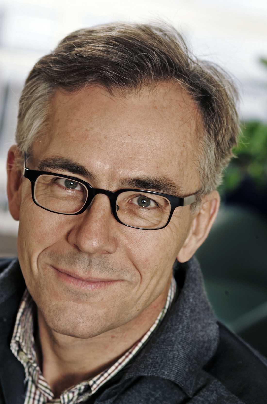 Jan Albert, professor vid avdelningen för virologi på SMI.