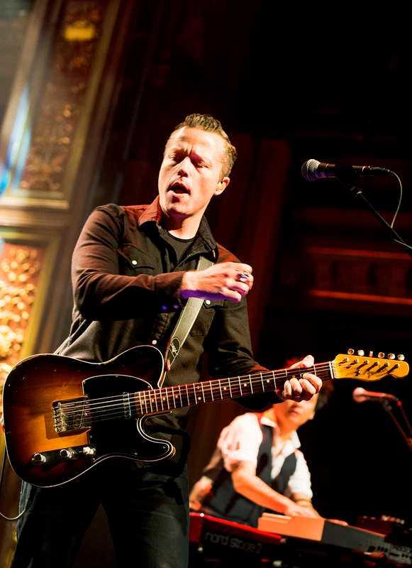 Markus Larsson har svårt att komma över Jason Isbells konsert på Berns i torsdags.