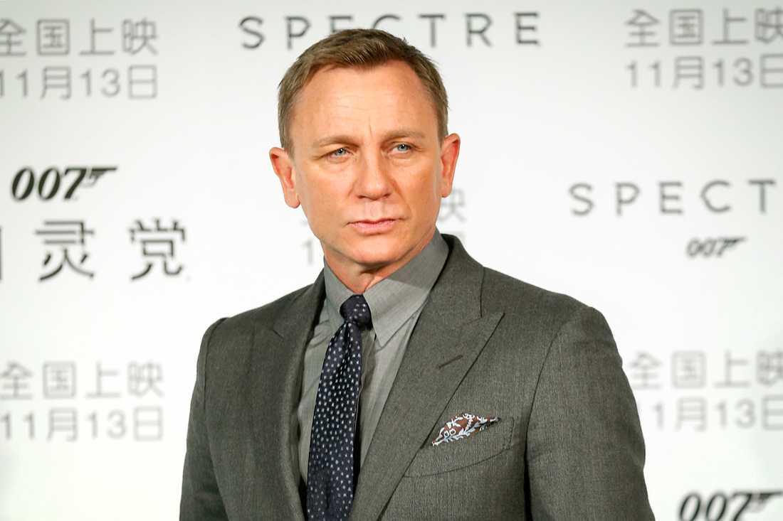 Den 14 februari 2020 får tittarna återse Daniel Craig som James Bond.