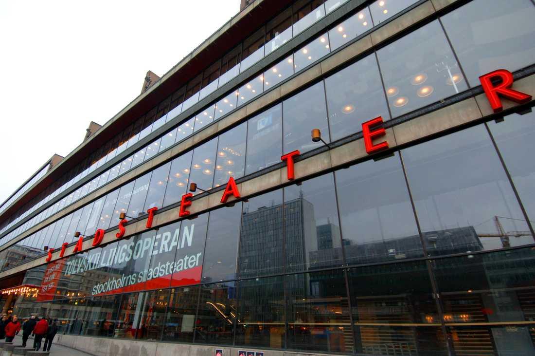 Kulturhuset Stadsteatern.