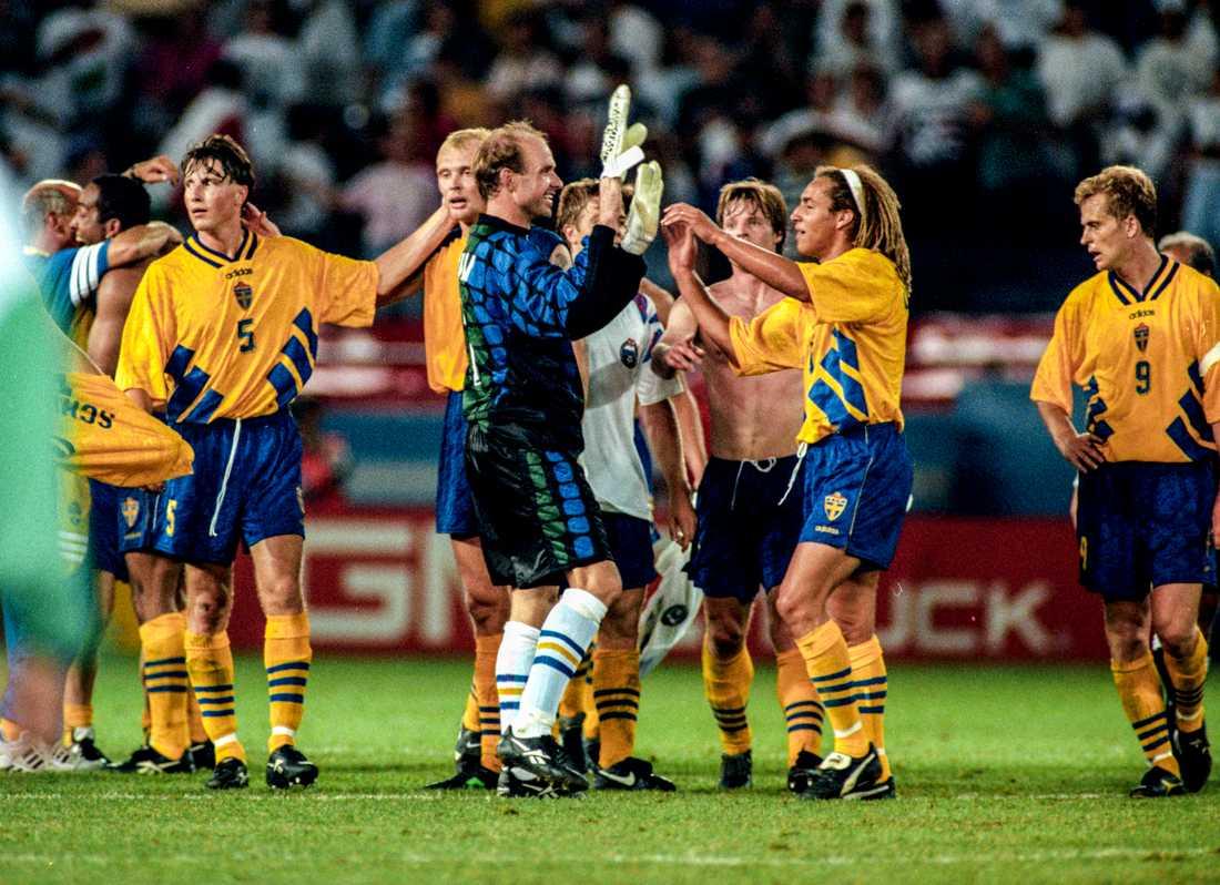 SVT visar Sveriges VM-matcher från 1994 | Aftonbladet