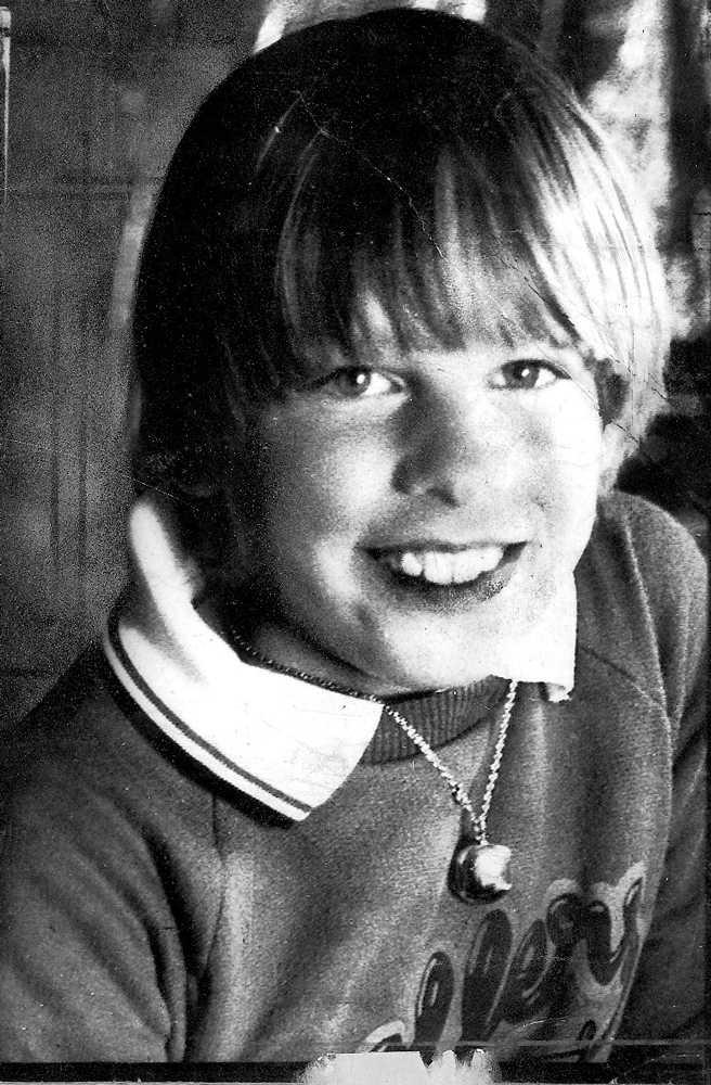 JOHAN ASPLUND, 11, FÖRSVANN 7 NOVEMBER 1980