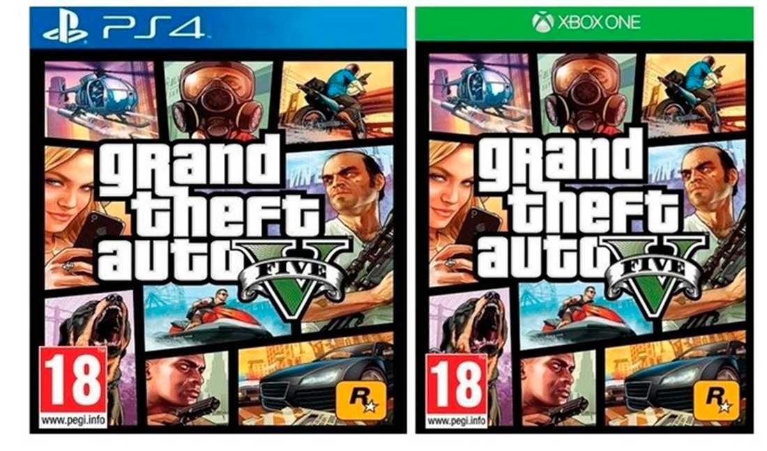 """""""GTA V"""" är det sjätte mest sålda spelet någonsin. Det släpptes till Playstation 3 och Xbox 360 i september 2013 och till Playstation 4 och Xbox One den 18 november 2014."""