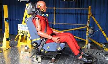 Volvo bäst i test. Vägverket har tillsammans med Folksam gjort ett unikt och omfattande test av olika bilmodellers stolar och deras nackstöd.