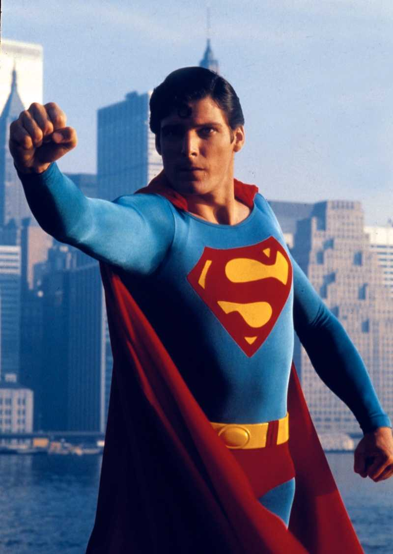 Superman II från 1980.