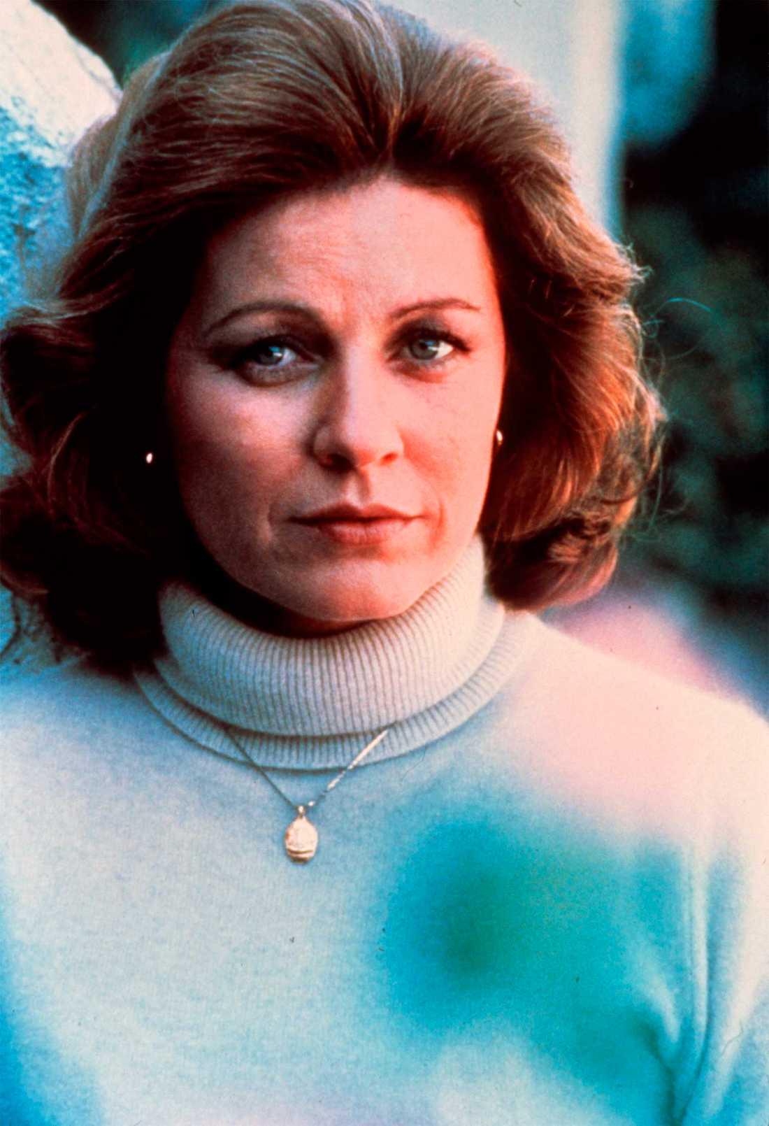 """Patty Duke i """"En väl bevarad hemlighet"""" från 1984."""