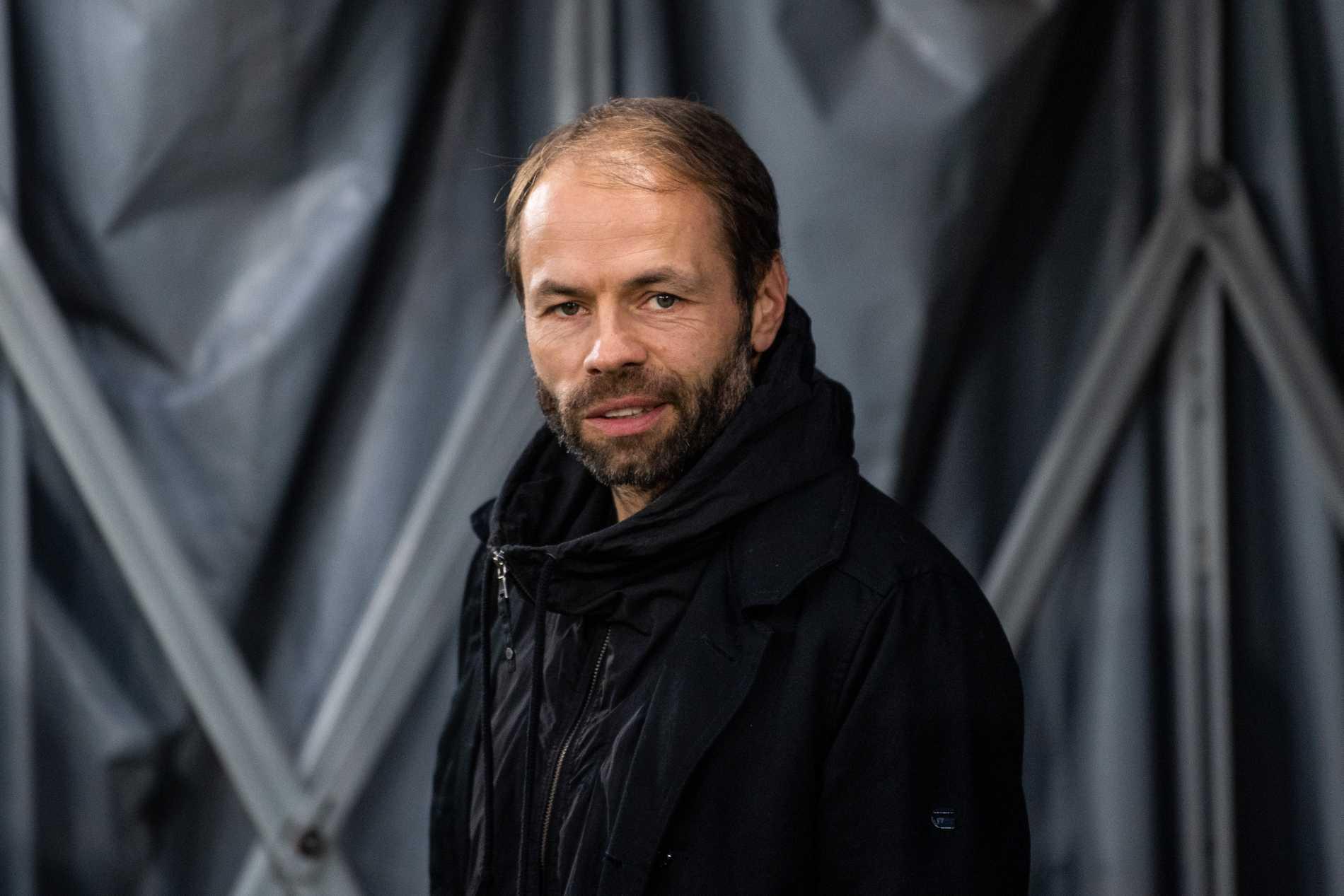Andreas Alm har lett Häcken till ett cupguld (2019) – men aldrig SM-guld.