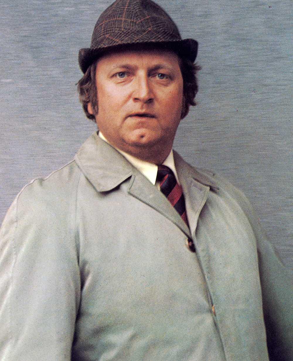 """Rolv Wesenlund blev """"Fleksnes"""" med hela svenska folket i början av 70-talet. FOTO: NRK"""