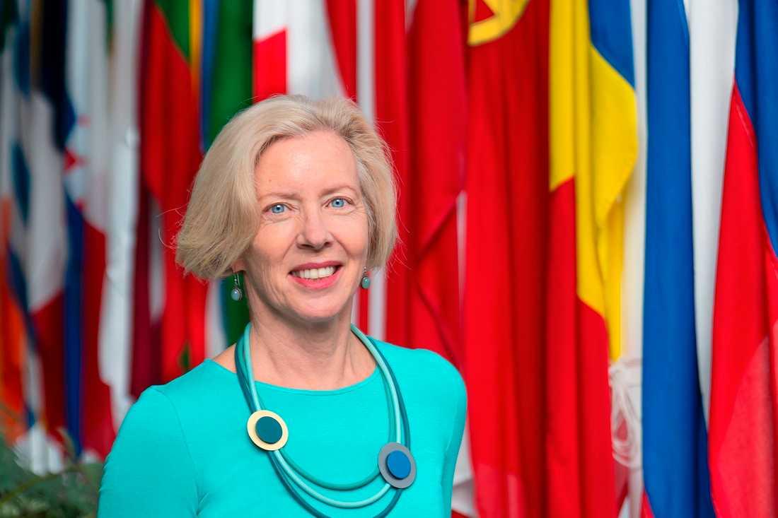 Emer Cooke, chef för Europeiska läkemedelsmyndigheten.