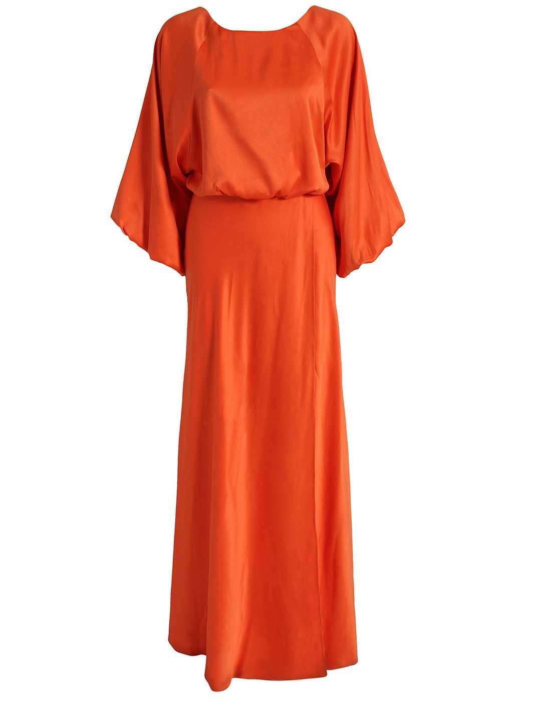 Ljuvlig långklänning, 599 kronor, Nelly.com
