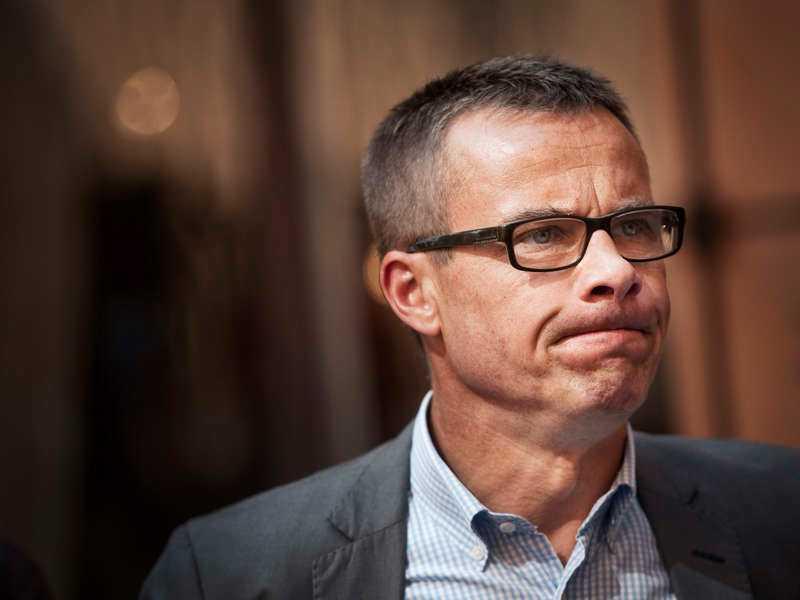 Socialförsäkringsminister Ulf Kristersson (M).