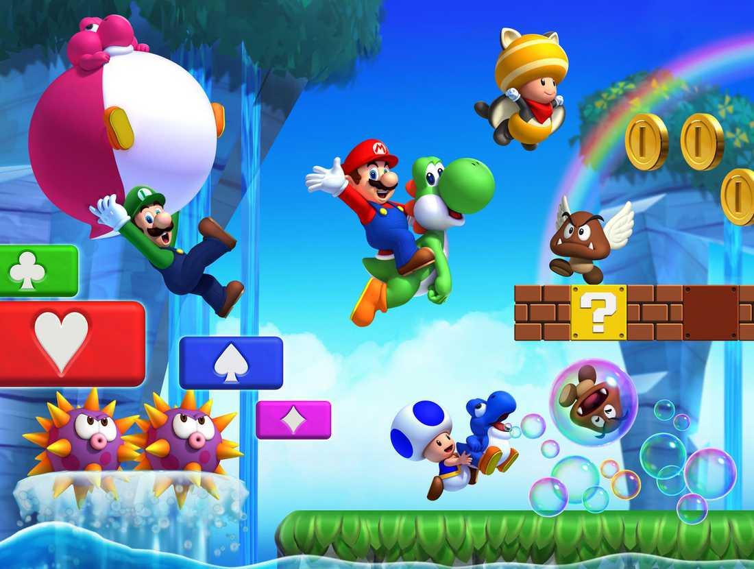 """New Super Mario bros."""