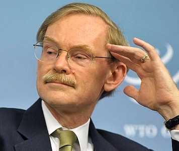Världsbankschefen Robert Zoellick.