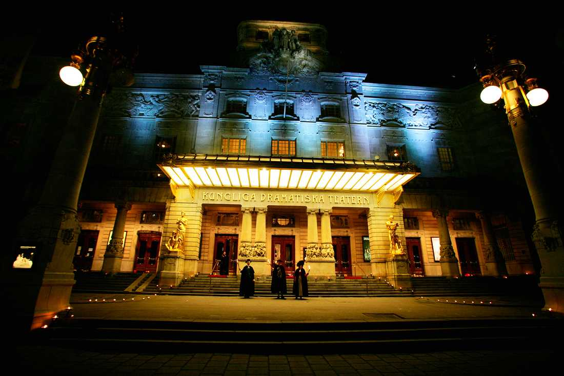 Kungliga dramatiska teatern.