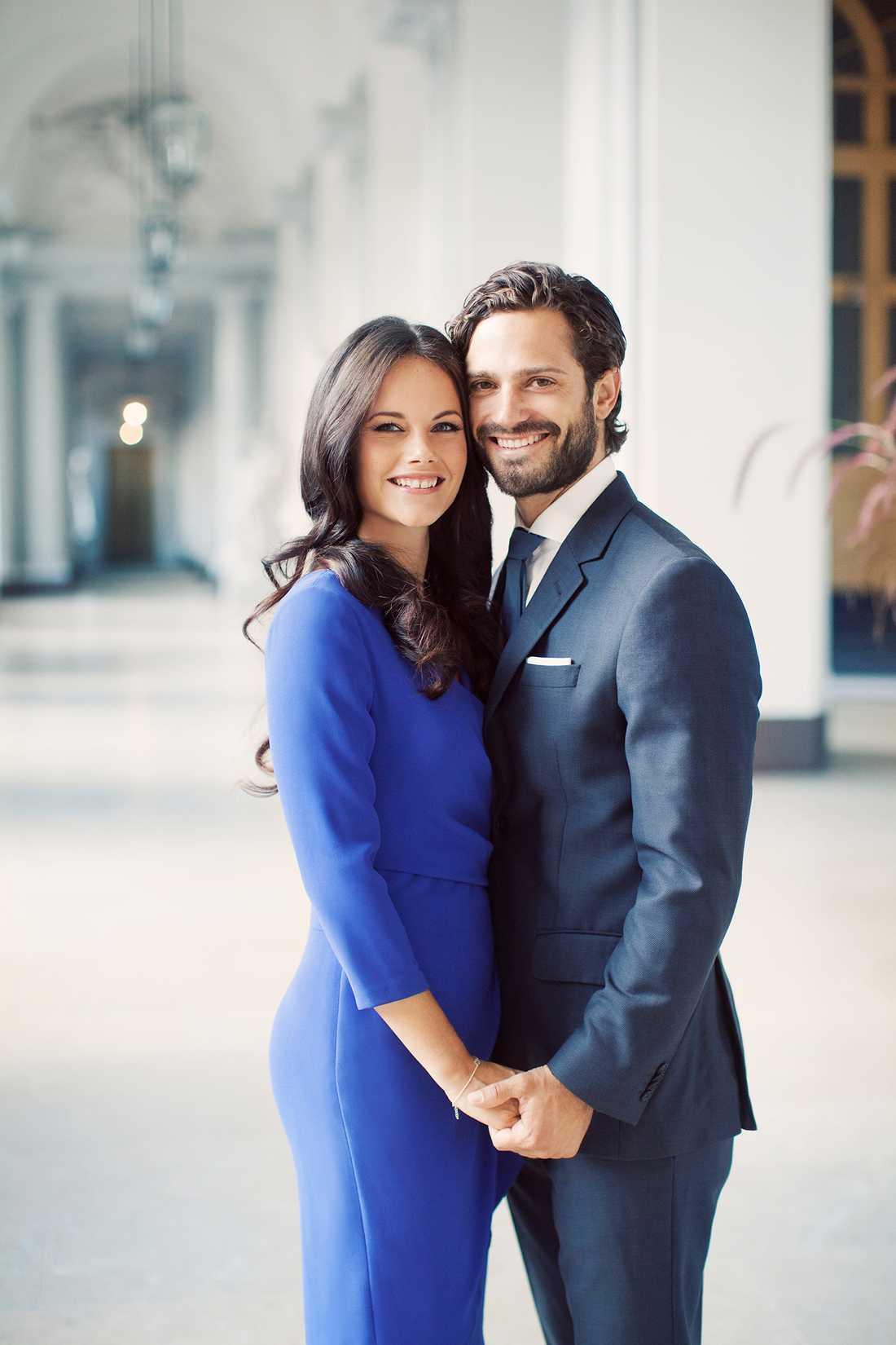 Carl Philip och Sofia Hellqvist