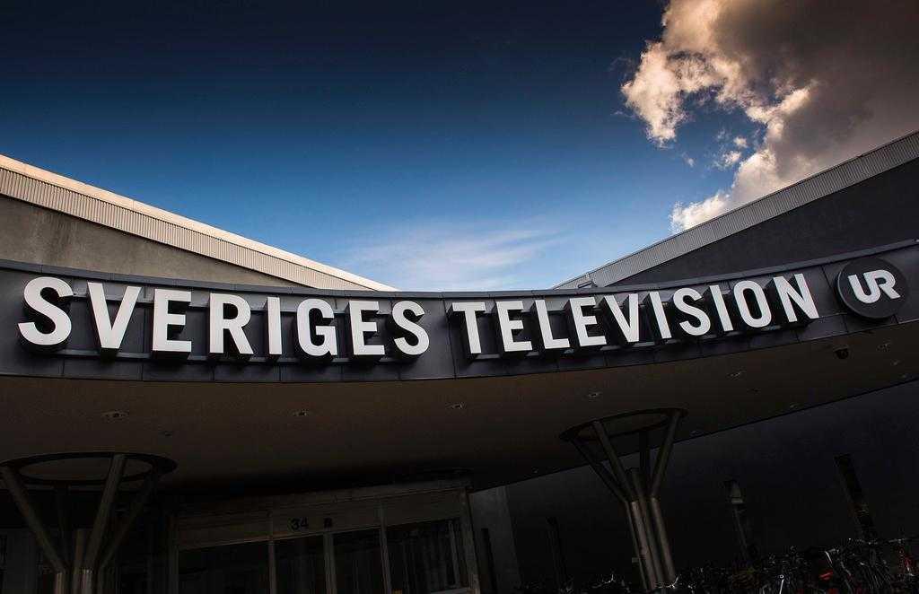 SVT Götebrorg vill veta hur de anställda röstar. Foto: TT