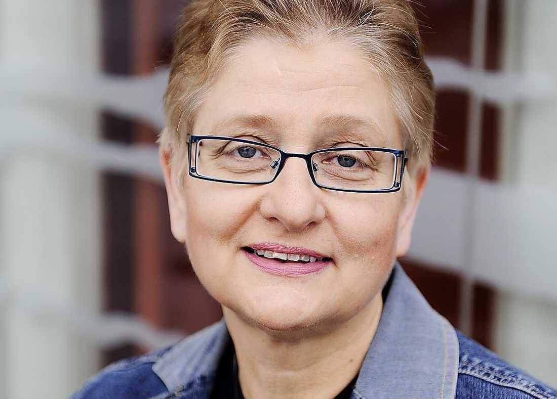Aina Johnsson, medicinsk doktor och kurator vid Södersjukhuset.