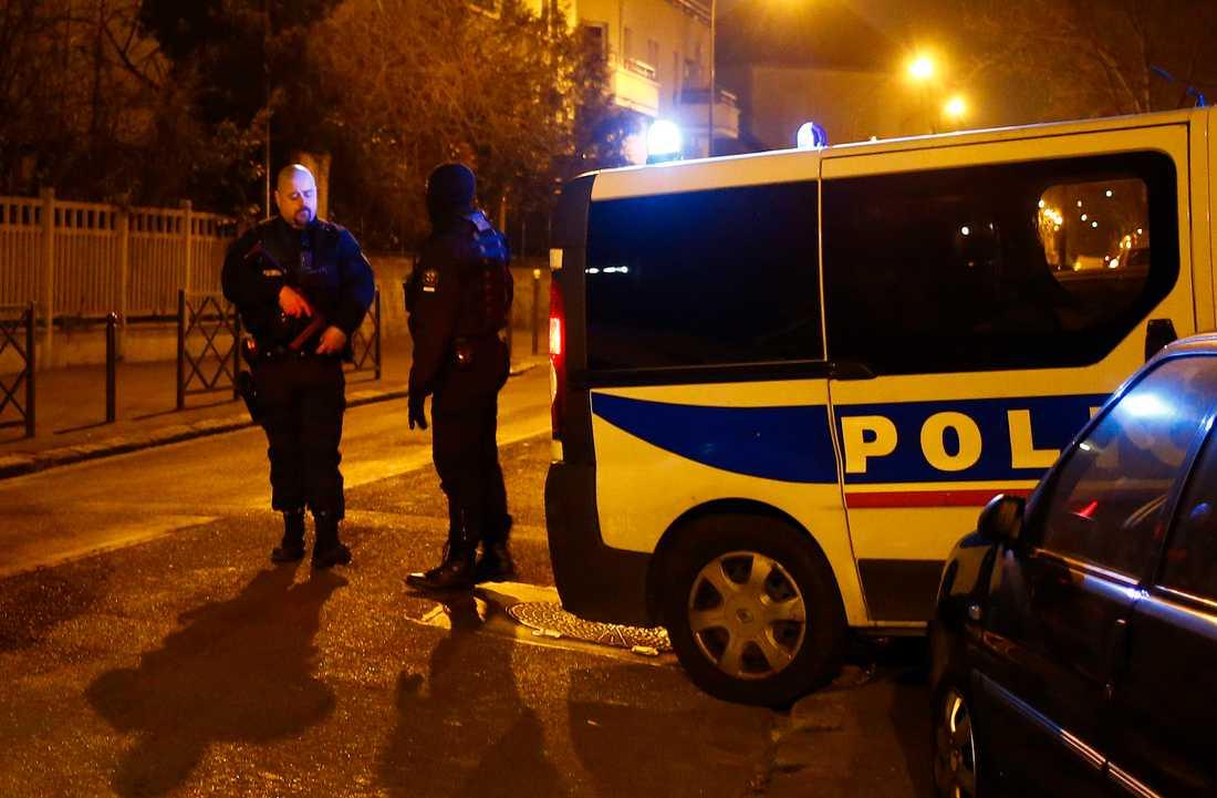 Sedan dådet mot satirtidningen Charlie Hebdos redaktion i Paris som kostade 12 människor livet har över fler än 240 personer dött i terrorattentat i Frankrike. ARKIVBILD.