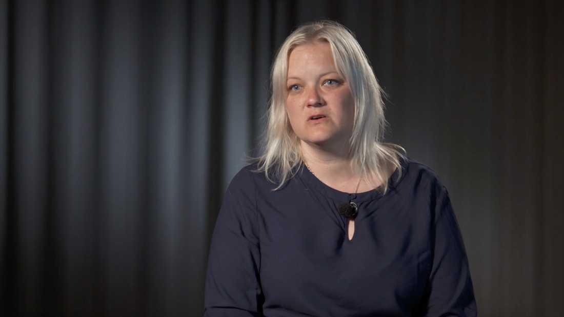 Wilmas mamma Linda Andersson berättar om sorgen.